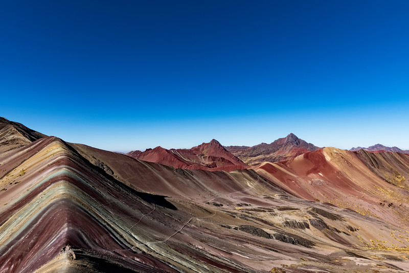 Vincunca The Rainbow Mountain