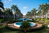 Riu Palace Resort grounds, Punta Cana, Dominican Republic