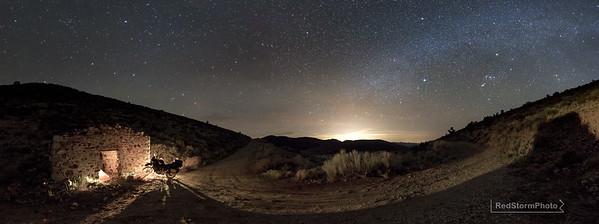 Delamar Ghost Town, Nevada