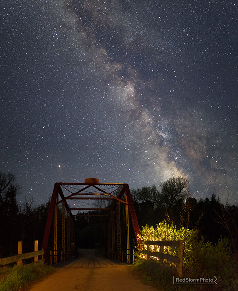 Anderson Bridge, Nenzel, Nebraska