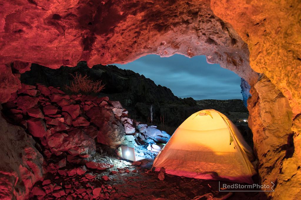 Box Canyon Recreation Area, New Mexico
