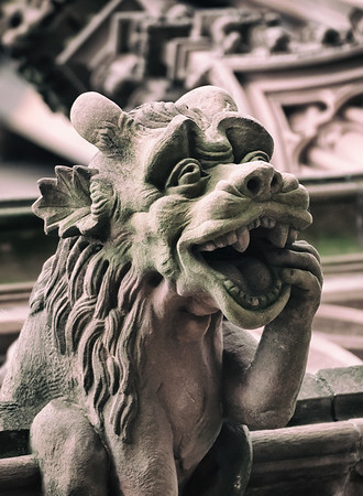 Laughing Gargoyle