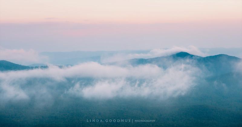 Smoky Mountain pink