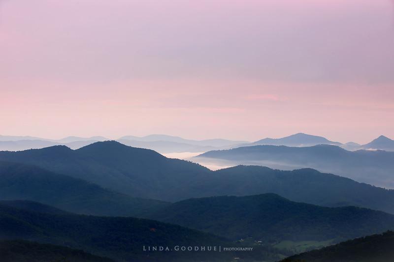 Smoky Mountain color
