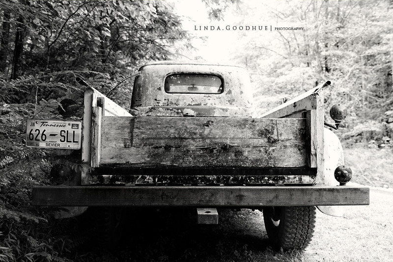 Old Ford in Tennessee