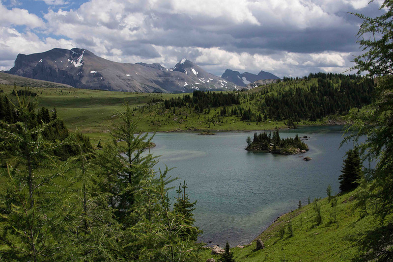 Rocky Lake, Sunshine Meadows