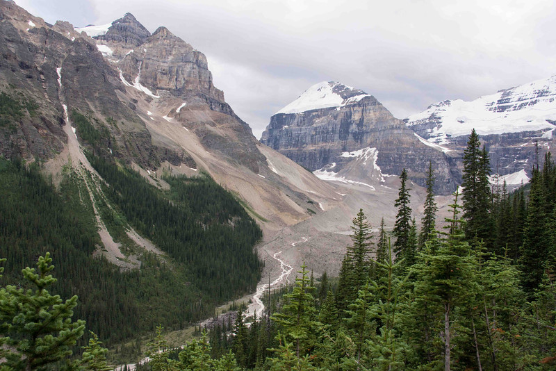 Valley of the Six Glaciers