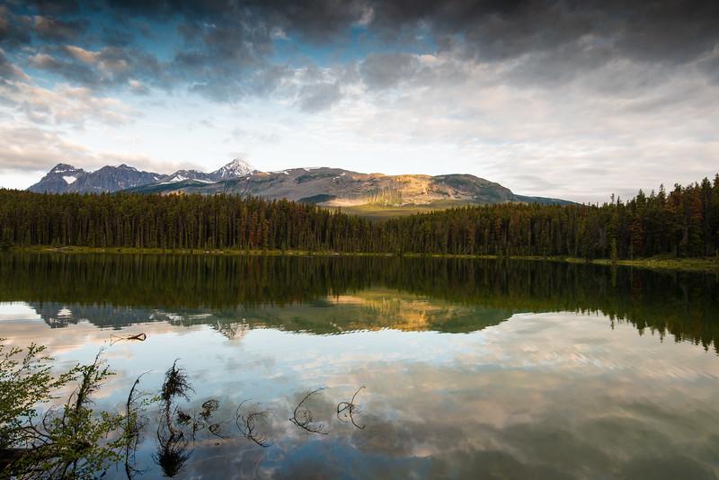 Early Morning at Leach Lake