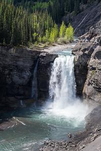Ram River Falls