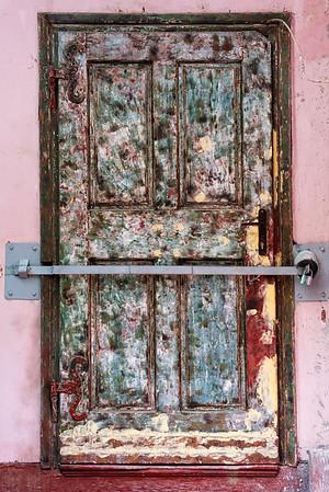 Eccentric Door