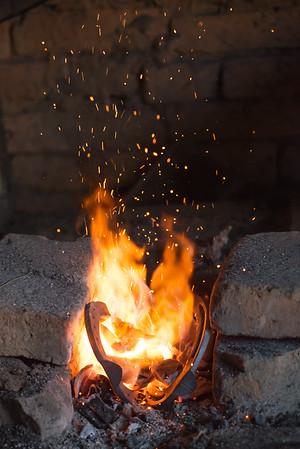 Forging Horseshoes