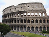 While in Rome, one stop you must make is the Coliseum. You can view from outside, or if you have more time, get in line and tour the inside which is amazing.