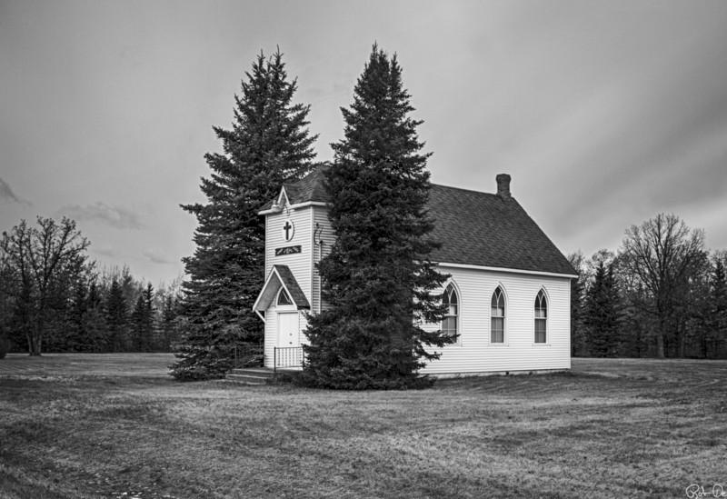 Norden Lutheran Church 1912