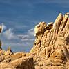 Rocks between Tinnari and Costa Paradiso