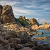 Coast line near Costa Paradiso