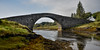 """Bridge over the Alantic"", Clachan Bridge, 1792 going to Isle of Seil in Argyll, Scotland. Still in daily use, with buses going over!"
