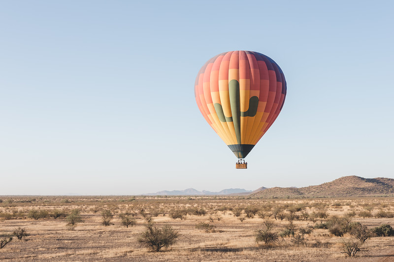 Scottsdale, AZ | Hot Air Expeditions