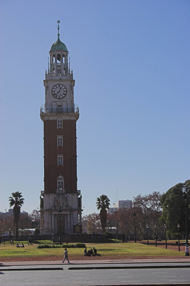 The English Tower, Buenos Aires