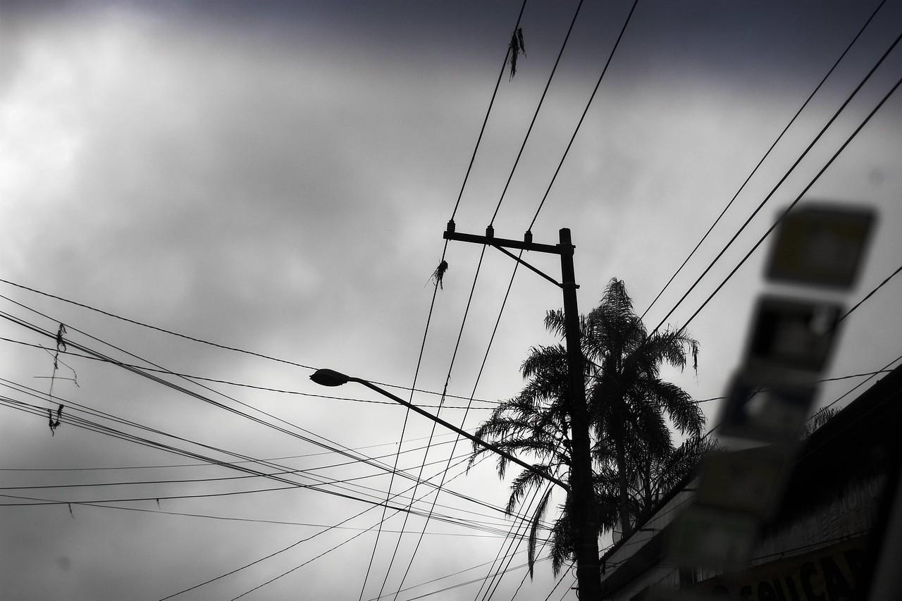 Electricidade,  Sao Paulo, 2007