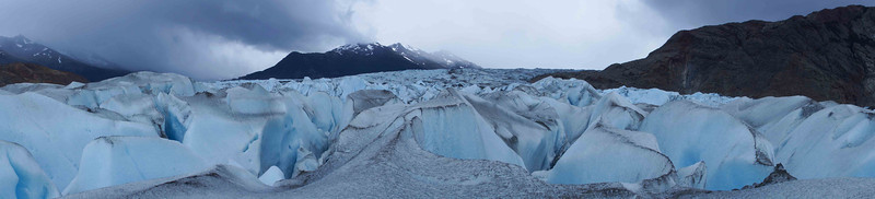 A pano of the Viedma glacier.