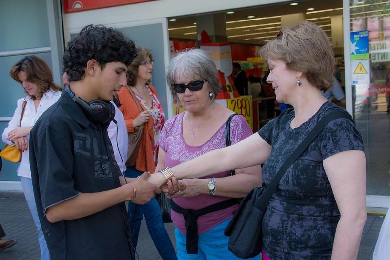 Al freco retail opportunity in Santiago