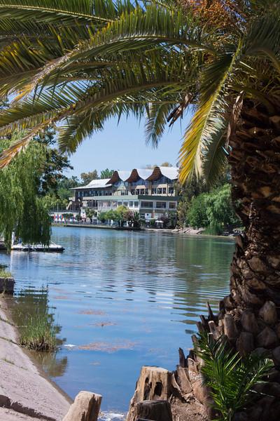 Mendoza rowing club in Parque St Martn