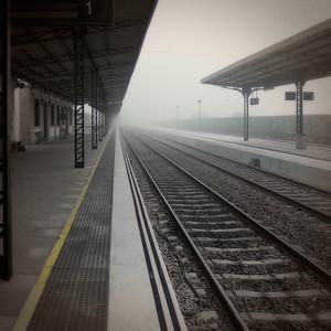 Santiago de Compostela Railway Station