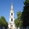 One of the religious landmarks standing in Russia, and it's still used as a Church