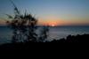 Sunset over Tanzania.