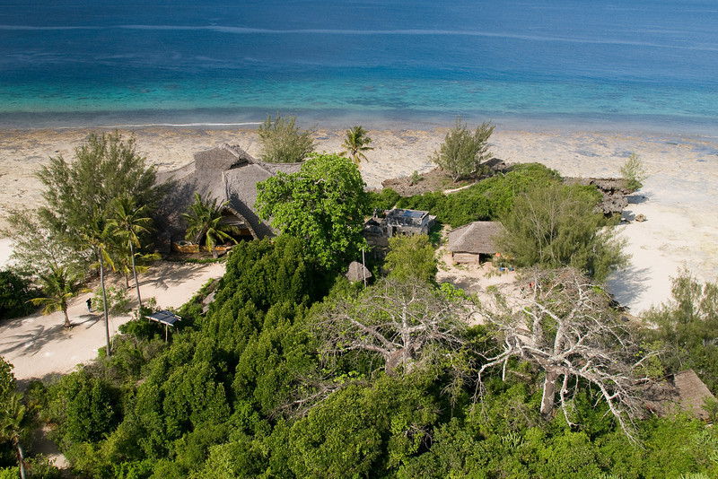 Chumbe Island Coral Park and Eco-Lodge.