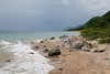 Lake Tanganyika shoreline.