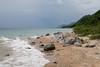 Lake Tanganyika shoreline.