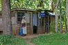 Chagga village store.