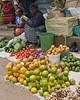 Moshi market.