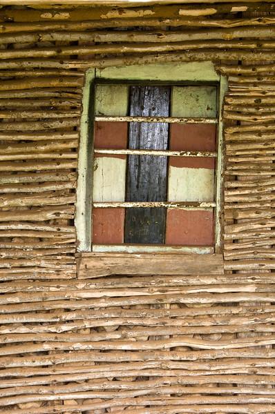 Chagga window.