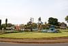 Moshi roundabout.