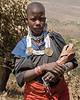 Masai girl.