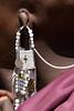 Masai earring.