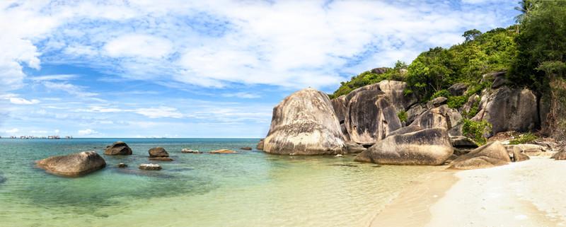 Ko Samui, Crystal Beach