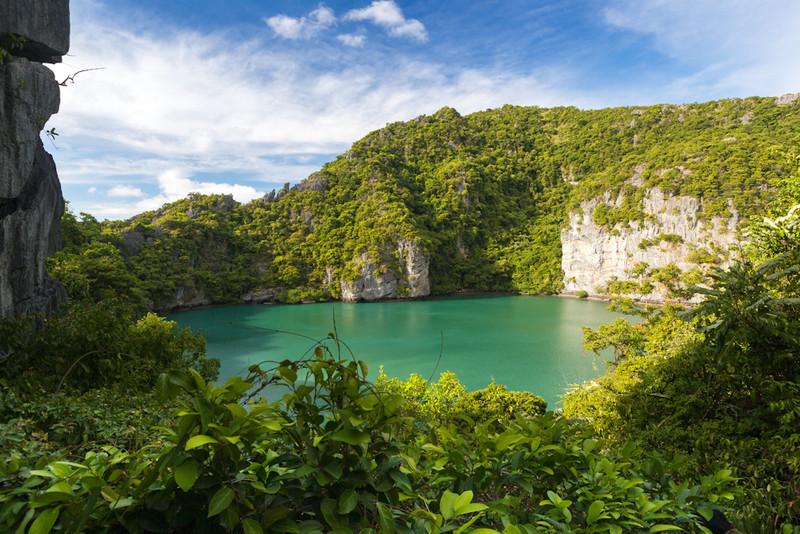 Taly Nai Lagoon, Thong Park