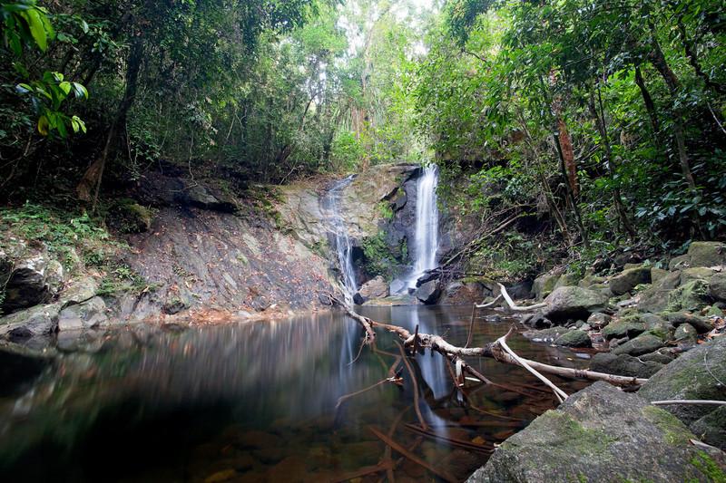 Chong Fa Waterfall