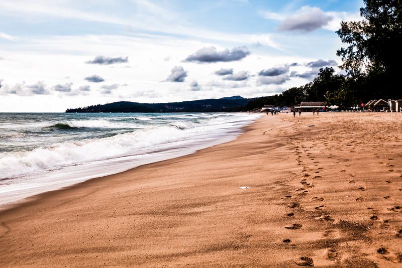 HDR Phuket beach