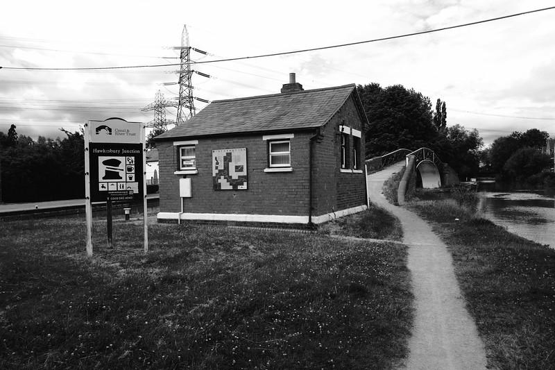 Hawkesbury Junction Sign