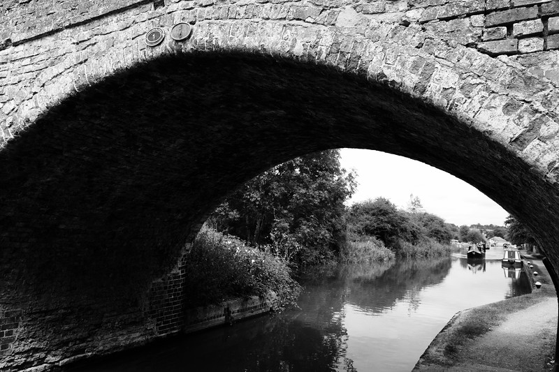 Bridge Number 1 At Braunston