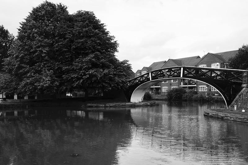 Bridge At Hawkesbury Junction