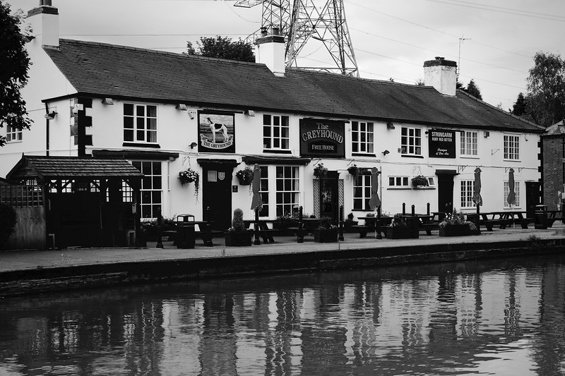 The Greyhound Pub, Hawkesbury Junction