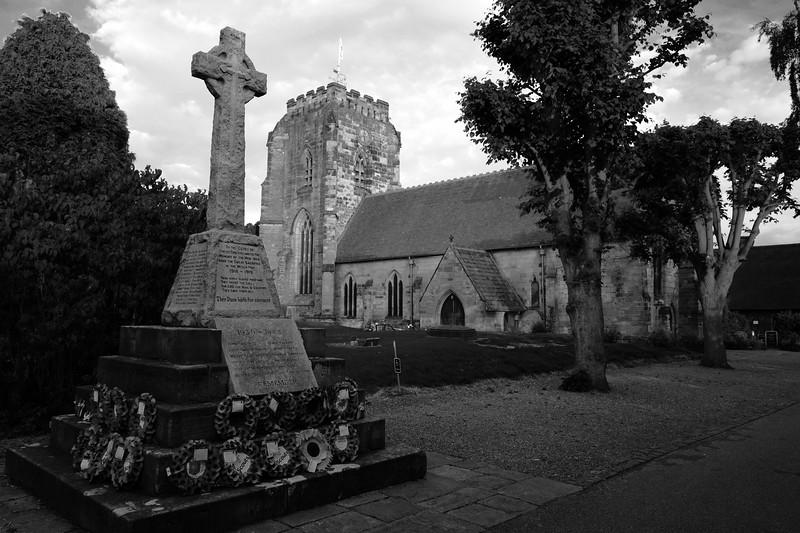 Polesworth Abbey And Church Of St Editha
