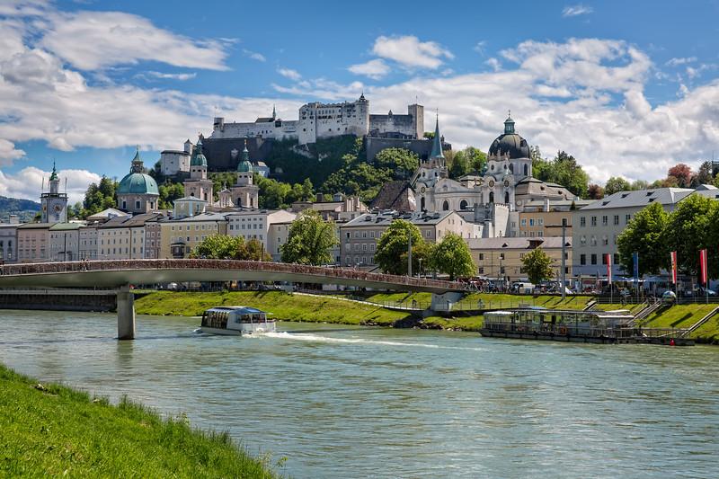 Festung Hohensalzburg tourist magnet
