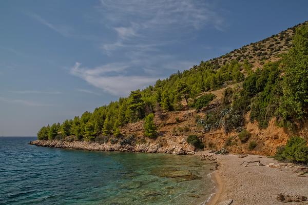 Einsame Bucht - Lonely bay