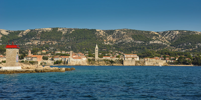 Rab Panorama - Panorama of Rab